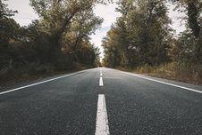 Free Landscape Photography Of Concrete Road Stock Photos - 104450123