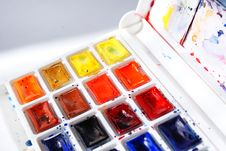 Free Watercolors2 Stock Photography - 10455982