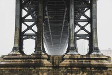 Free Under The Bridge Royalty Free Stock Photo - 104570165