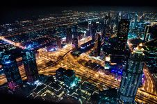 Free Timelapse Cityscape Photography During Night Time Stock Photo - 104712770