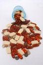 Free Pharmaceutical Pills Stock Photos - 10480703