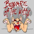 Free Beware Of The Kitty Cat Stock Images - 1058044