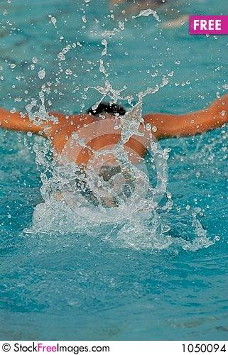 Free Power Splash Stock Images - 1050094