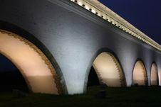 Free Rostokin S Aqueduct Royalty Free Stock Photos - 1050088