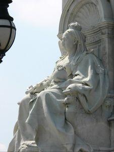 Free Victoria Monument. Stock Images - 1051364