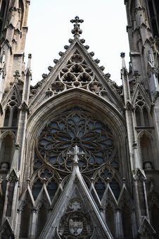 Free St. Patricks Cathedral Stock Photo - 1052000