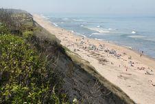 Free Sand Dunes Royalty Free Stock Photos - 1052488