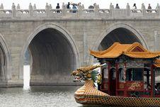 Free Dragon Boat Royalty Free Stock Photos - 1052768