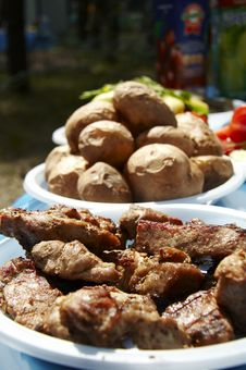 Free Barbecue Stock Images - 1053004