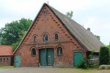 Free Historic Farmhouse Stock Images - 1055054