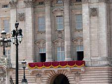 Free Buckingham Palace Royalty Free Stock Image - 1055636