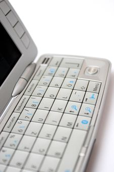 Free Mobile Phone Keypad Stock Photo - 1056060