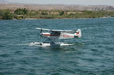 Sea Plane Stock Image