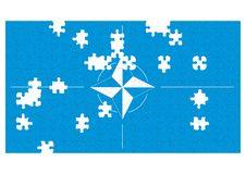 Free NATO Flag Puzzle Stock Photos - 1056743