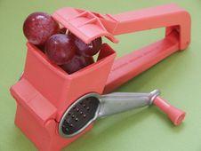 Free Juice Extractor Stock Photos - 1056983