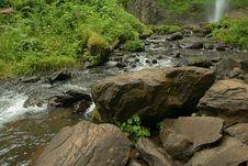 Free Waterfall And Stream2 Stock Photos - 1057383