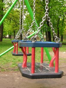 Free Swings Stock Images - 1057414