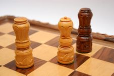 Free Chess Game Stock Photo - 1057690