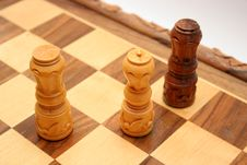 Free Chess Game Stock Image - 1057701