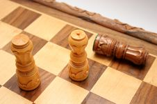 Free Chess Game Stock Photography - 1057732