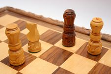 Free Chess Game Stock Photo - 1057750