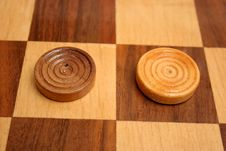 Free Checkers Royalty Free Stock Photo - 1058015