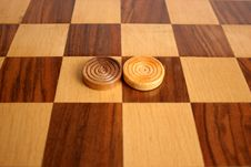 Free Checkers Royalty Free Stock Images - 1058029