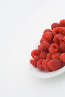 Free Raspberries Stock Image - 1058071