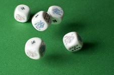 Free Gamble3 Royalty Free Stock Images - 1058519