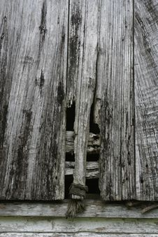 Free Rotting Window Stock Image - 1058631