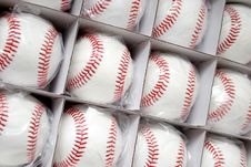 Free Baseballs Royalty Free Stock Images - 1059279