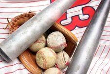 Free Baseball Royalty Free Stock Image - 1059436