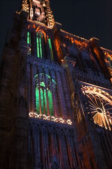 Free Cathedral Of Strasbourg Royalty Free Stock Photo - 1059495