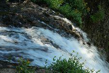 South Falls At Silver Falls Stock Images