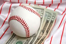Free Baseball Business Stock Image - 1059931