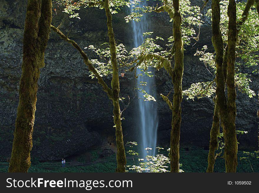 South Falls at Silver Falls