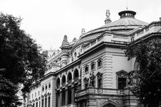 Free Administration, Ancient, Architecture, Black-and-white Royalty Free Stock Image - 105089646