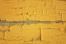 Free Crannied Old Paint Royalty Free Stock Image - 10547016