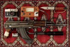 Free Weapon, Firearm, Gun Royalty Free Stock Photos - 105540548