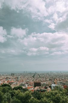 Free Concrete Structure Under White Clouds Stock Images - 105823894