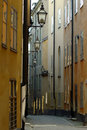 Free Narrow Street Stock Photo - 1069620