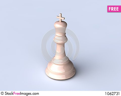 Free Chess King Stock Image - 1062731