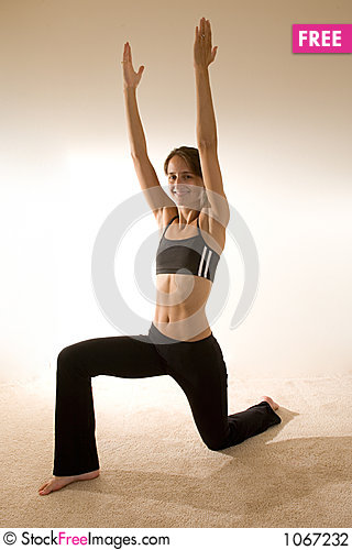 Fitness and Health Stock Photo