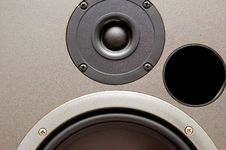 Speaker Closeup Royalty Free Stock Photos
