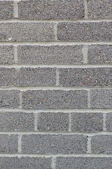 Free Grey Brick Stock Photography - 1061802