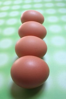 Free Eggs Royalty Free Stock Photo - 1063395