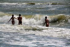 Free Sea-breeze Stock Photography - 1064002