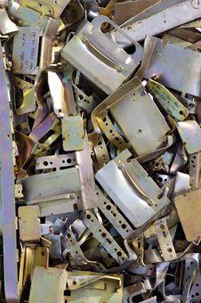 Free Junkyard 2 Royalty Free Stock Photo - 1065035