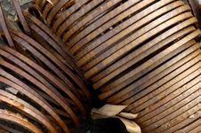 Junkyard 16 Royalty Free Stock Photo