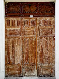 Free Door Royalty Free Stock Image - 1067376